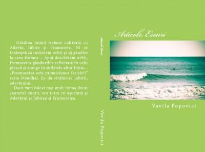 Articole, Eseuri (vol. III, 2013)