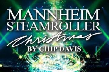MANNHEIM STEAMROLLER CHRISTMAS