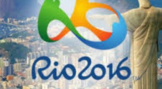 STARTUL JOCURILOR OLIMPICE DE LA RIO DE JANERIO