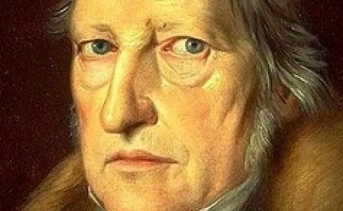 FILOZOFIA, RELIGIA, ȘTIINȚA, POLITICA (23) – Georg Wilhelm Friedrich Hegel